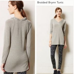 Anthropologie • One September Braided Brynn Tunic